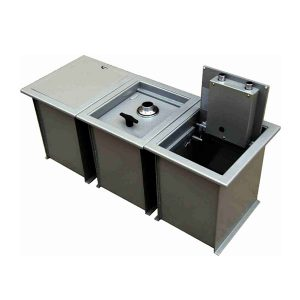 Secuguard AP-430FC Inground Floor Safes COMBINATION