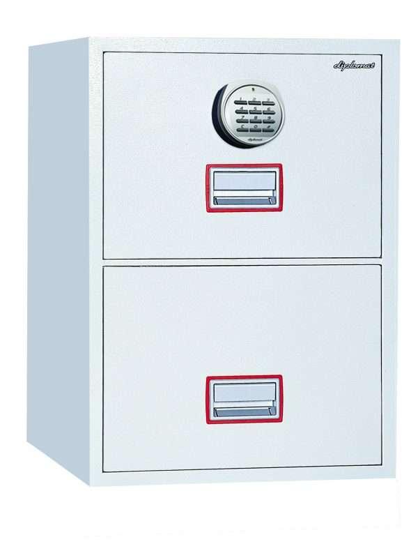 DIPLOMAT DFC2000E 2 DRAW  Filing Safes