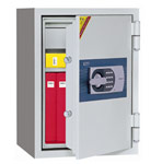 DIPLOMAT 110EH 2 hour fire resistant office Safe