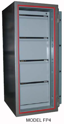 CMI FP4  Secure Filing Safes