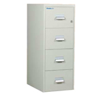 Chubb fire file 31- 4 Draw Filing cabinet 60 minutes