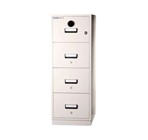 Chubb Survivafile 4 Draw Filing cabinet