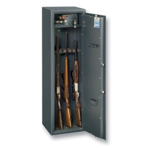 Burg W7 A/B E Rifle Safes