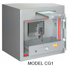 CMI CG1 Cash Management Safes