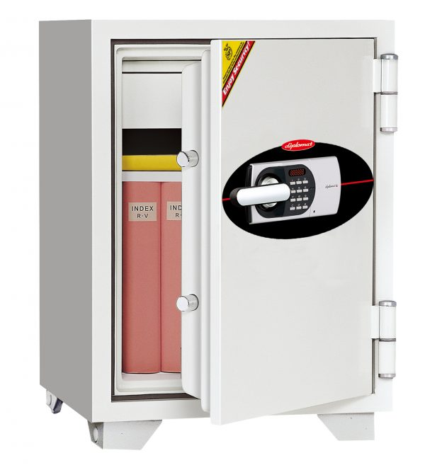 Diplomat 006EN fire and water rated safe