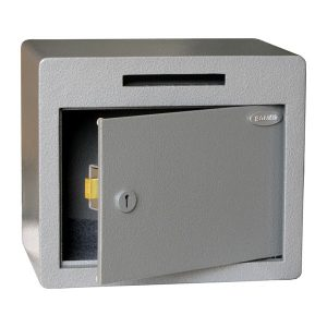 key operated deposit safe