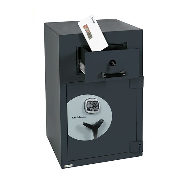 Chubb Omni Drawer Trap size 2 digital deposit safe