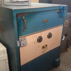 Bullion tdr double combination cash safe