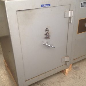Used John Tann high security safe
