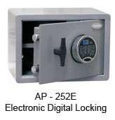 Secuguard AP-252E Pistol Safes