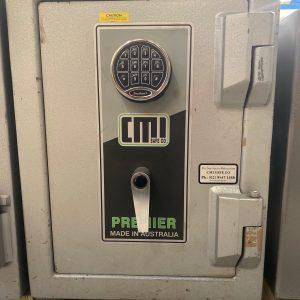 CMI PRB TDR CASH SAFE