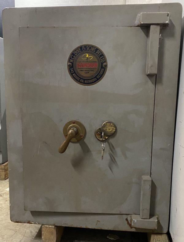 Samson  fire resistant safe