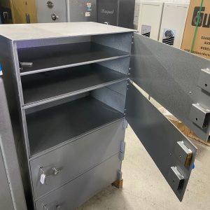 Custom security cabinet