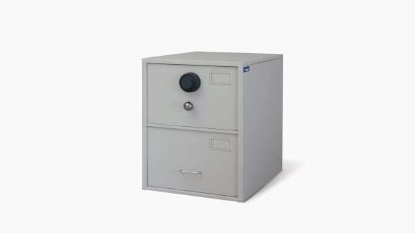 Planex class B 2 draw filing cabinet