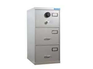 Planex class B 3 draw filing cabinet