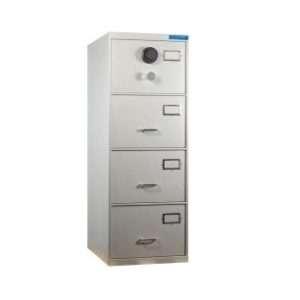Planex class B 4 draw filing cabinet